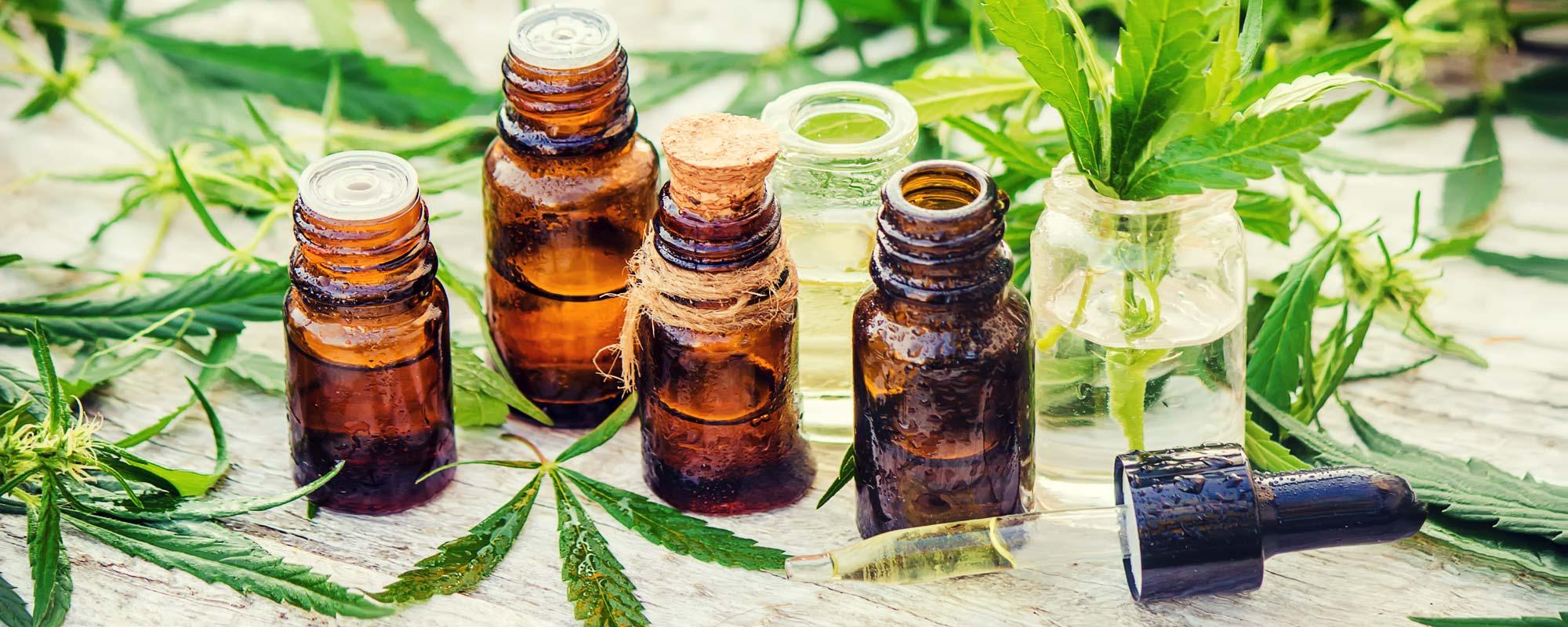 pharmazeutisches Cannabis Öl