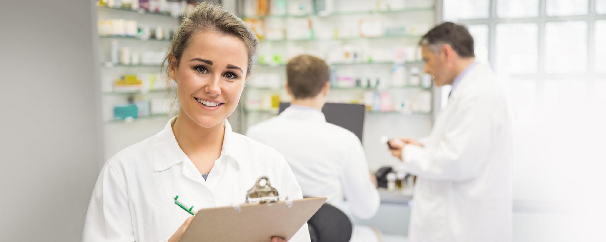 Globale pharmazeutische Produkte für Apotheker